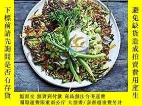 二手書博民逛書店唐娜海:每週餐桌時光罕見英文原版 Week Light: Sup