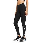 Nike AS W Swoosh Run Tight 7/8 女 黑 運動 緊身 休閒 內搭褲 DA1146-010