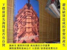二手書博民逛書店a罕見cardiff anthology edited by meic stephensY10445 sere