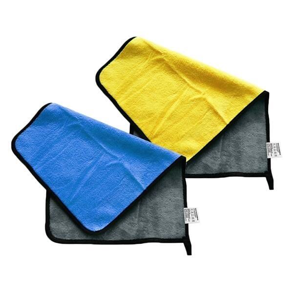 瞬吸不掉毛洗車擦拭布(30x30cm) 顏色隨機出貨『STYLISH MONITOR』D021923