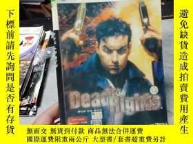 二手書博民逛書店遊戲光盤罕見XBOX 360 Dead to Rights (