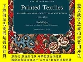 二手書博民逛書店Printed罕見TextilesY364682 Linda Eaton The Monacelli Pres
