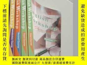 二手書博民逛書店English罕見Workshop——五冊合售Y23470 Ho