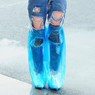 【BlueCat】過膝高筒一次性防水鞋套...