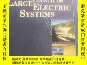 二手書博民逛書店INTERNATIONAL COUNCIL罕見ON LARGE ELECTRIC SYSTEMS CIGRE H