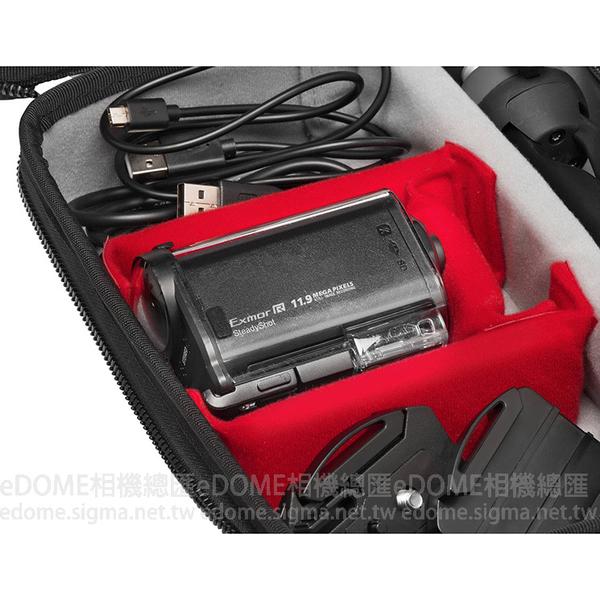 MANFROTTO 曼富圖 Off road Stunt 極限運動攝影硬殼包 大型 (24期0利率 免運 公司貨) GoPro專用包 MB OR-ACT-HCM