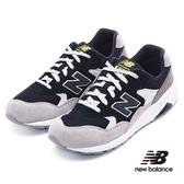 New Balance 復古跑鞋 男女 MRT580LF/MRL996MG 黑