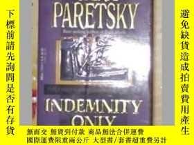 二手書博民逛書店《罕見Indemnity Only 》Sara Paretsky
