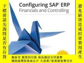 二手書博民逛書店Configuring罕見SAP ERP Financials and ControllingY410016