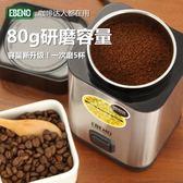 咖啡機 電動咖啡豆研磨機 EMIGO磨豆機家用小型五谷雜糧中藥自動打粉碎器 歐萊爾藝術館