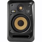 凱傑樂器 贈錄音介面 KRK V6 Series 4 Powered 155W 錄音專用 監聽喇叭 公司貨 黑色