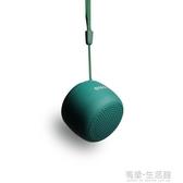 藍芽小音箱便攜式插卡迷你小音響立體聲低音炮大音量戶外語音播報 雙十二全館免運