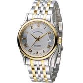 梭曼 Revue Thommen 華爾街系列時尚機械錶 20002.2142