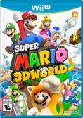 WiiU 超級瑪利歐 3D 世界(美版代購)