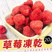 草莓凍乾20g 日華好物 (活動品)