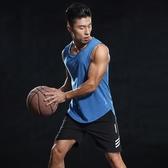 健身背心男運動寬鬆跑步肌肉訓練服無袖
