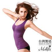 Mollifix瑪莉菲絲 240丹夢露曲線無縫美型衣 紫