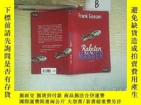 二手書博民逛書店Frank罕見Goosen Rsketen MANNER 弗蘭克