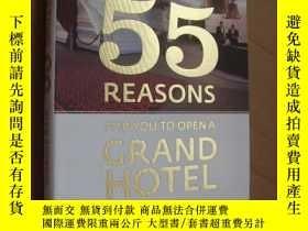 二手書博民逛書店55罕見Reasons for you to open a GR