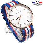 valentino coupeau PARIS 范倫鐵諾 異國風情 英倫情人 指針錶 防水手錶 中性錶 女錶 男錶 V61349BRW玫