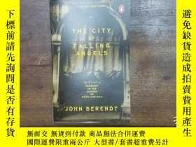 二手書博民逛書店THE罕見CITY OF FALLING ANGELSY2716