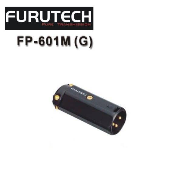 【勝豐群竹北音響】Furutech 古河 FP-601M (G) Hi-End 鍍金 XLR連接座