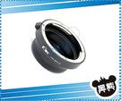 黑熊館 Canon EOS Mount 鏡頭轉 Nikon 1 系統 V1 V2 J1 機身 鏡頭鋁合金轉接環 KW52