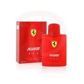 【DT髮品】Ferrari Scuderia Red 紅色法拉利 男性淡香水 125ml 男香【2524036】