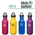 Klean Kanteen | 無毒 環保 窄口 不鏽鋼 水瓶 水壺 18oz 多色 | 秀山莊(KK18PPL)
