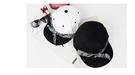 帽子 女性腰果花頭巾棒球帽 綁帶平沿帽