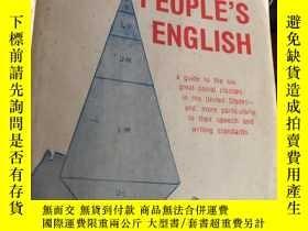 二手書博民逛書店THE罕見PEOPLE S ENGLISHY5834 James Hamilton KENDALL HUNT