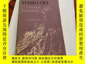 二手書博民逛書店Fearful罕見symmetry,: A study of William BlakeY94537 Nort
