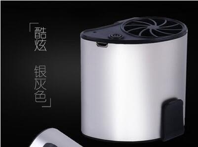 微型冷氣機 空調服 降溫衣服隨身移動風扇 便攜式迷妳風扇制冷充電空調降溫 酷動3Cigo