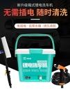 無線洗車神器家用充電便攜高壓水槍水泵車用洗車機車載12v洗車器 夢幻小鎮