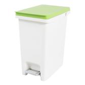 凱亞串聯式分類垃圾桶10L-綠