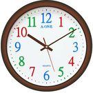 彩色數字13吋時鐘 TG-0583