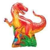 74*79cm鋁箔氣球(不含氣)-恐龍