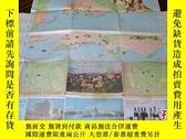 二手書博民逛書店罕見青島交通遊覽圖Y1426 出版1949