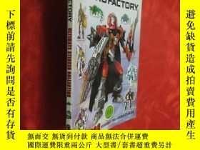 二手書博民逛書店Lego罕見Hero Factory: Ultimate Sticker Collec... (大16開) 【詳見
