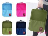 wei-ni  手提鞋子整理收納盒(3鞋位)(1代) 防潑水運動鞋包 收納袋/旅行萬用收納包