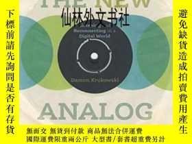 二手書博民逛書店【罕見】The New AnalogY27248 Damon Krukowski The New Press