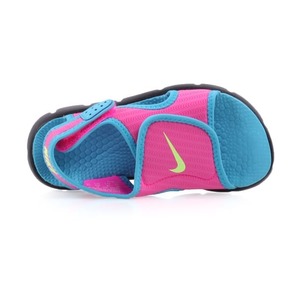 NIKE SUNRAY ADJUST 4 (GS/PS)女童涼鞋(免運 童鞋 兒童≡排汗專家≡