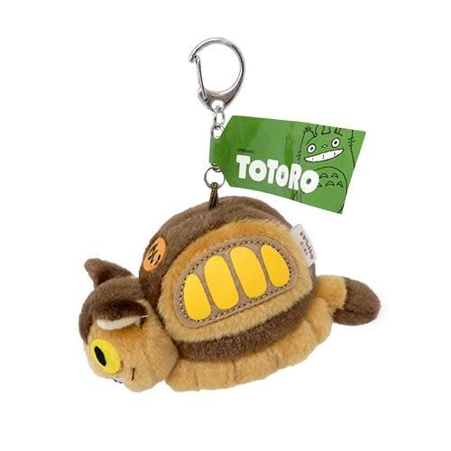 龍貓 TOTORO 2016 日本新品 造型鑰匙圈/包包吊飾 龍貓公車款 該該貝比日本精品 ☆