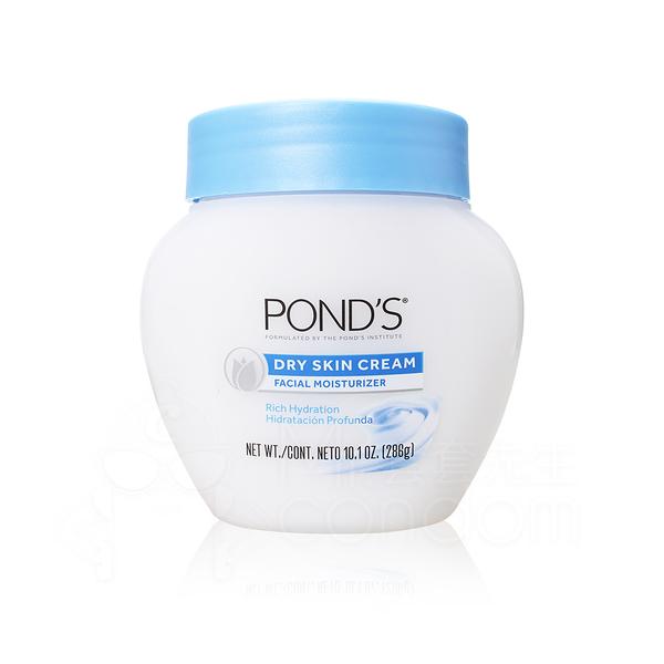 促銷 美國 旁氏 POND's 滋養霜/臉部滋潤 冷霜/卸妝 286g【套套先生】冬季/保養/保濕