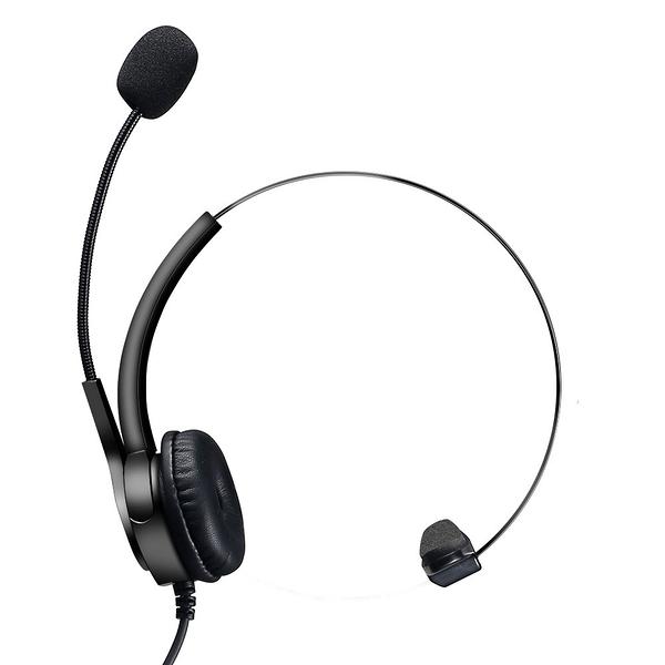 890元 客服電話耳機 銀行電話耳機 總機電話耳機頭戴式單耳 TECOM東訊 SD7724E 保固半年