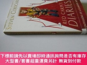 二手書博民逛書店英文原版罕見Red Carpet Diaries: Confessions of a Glamour BoyY