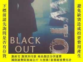 二手書博民逛書店熄燈罕見black out(英文原版小說) BT(外來之家Y3