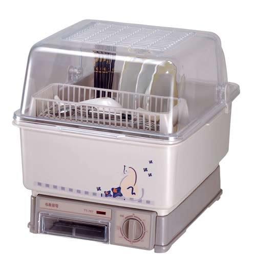 【名象】桌上型食器乾燥機、烘碗機 TT-767(適合小家庭使用)