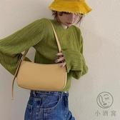 法式腋下包高級感包包女側背手提法棍包【小酒窩服飾】