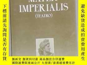 二手書博民逛書店葡語原版罕見Mater Imperialis by Jorge